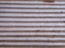 υλικό κατασκευής σκεπής που γαλβανίζεται Στοκ εικόνα με δικαίωμα ελεύθερης χρήσης