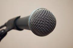 δυναμικό μικρόφωνο Στοκ φωτογραφίες με δικαίωμα ελεύθερης χρήσης