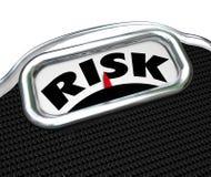 Υπέρβαροι παράγοντες ασθενειών παχυσαρκίας κλίμακας του Word κινδύνου ελεύθερη απεικόνιση δικαιώματος