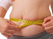 υπέρβαρος στοκ εικόνα