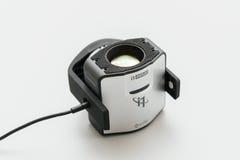 Υπέρ επαγγελματική συσκευή βαθμολόγησης Χ-ιεροτελεστίας i1Display για σύγχρονο Στοκ εικόνα με δικαίωμα ελεύθερης χρήσης