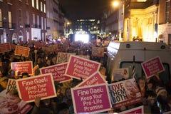 Υπέρ ζωή Vigil 4/12/12 (5) στοκ φωτογραφία με δικαίωμα ελεύθερης χρήσης