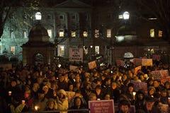 Υπέρ ζωή Vigil 4/12/12 (8) στοκ φωτογραφίες