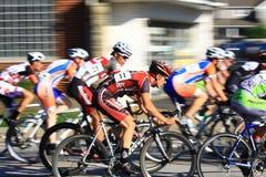 Υπέρ φυλή ποδηλάτων Στοκ Φωτογραφία