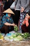 Υπαίθρια αγορά αγροτών, παραδοσιακή αγορά Στοκ Εικόνα
