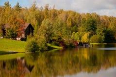 υπαίθρια αναψυχή μεσημερ& Στοκ Εικόνες
