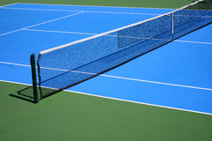 Υπαίθρια γήπεδο αντισφαίρισης Στοκ φωτογραφίες με δικαίωμα ελεύθερης χρήσης