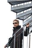 υπαίθρια γυναίκα Στοκ Φωτογραφία