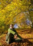 υπαίθρια γυναίκα στοκ φωτογραφία με δικαίωμα ελεύθερης χρήσης