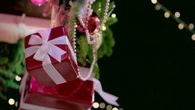 Υπαίθρια διακόσμηση Χριστουγέννων φιλμ μικρού μήκους