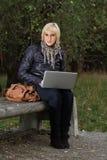 υπαίθρια εργασία Στοκ φωτογραφία με δικαίωμα ελεύθερης χρήσης