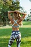 Υπαίθρια κατάρτιση και workout στοκ εικόνες με δικαίωμα ελεύθερης χρήσης