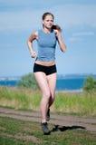 υπαίθριες τρέχοντας νεο& Στοκ εικόνες με δικαίωμα ελεύθερης χρήσης