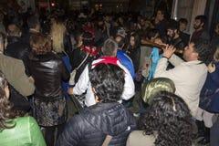 Υπαίθριοι εορτασμοί Hidirellez Στοκ Εικόνα