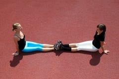 υπαίθριος αθλητισμός Στοκ Εικόνες