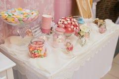 Υπαίθριος εσωτερικός γαμήλιων ντεκόρ Στοκ εικόνα με δικαίωμα ελεύθερης χρήσης