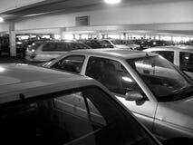 Υπαίθριος σταθμός αυτοκινήτων Στοκ Εικόνα