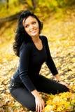 υπαίθριος όμορφος κορι&tau Στοκ Φωτογραφίες