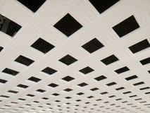 Υπαίθριο άσπρο δικτυωτό πλέγμα Στοκ φωτογραφία με δικαίωμα ελεύθερης χρήσης