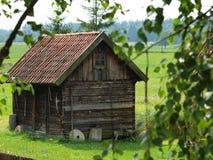 Υπαίθριο μουσείο σε Kadzidlowo Στοκ φωτογραφίες με δικαίωμα ελεύθερης χρήσης
