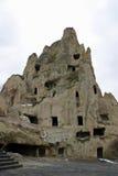 Υπαίθριο μουσείο Goreme σε Cappadocia Στοκ φωτογραφία με δικαίωμα ελεύθερης χρήσης