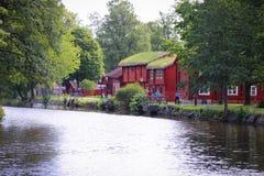 Υπαίθριο μουσείο Wadkoping Στοκ φωτογραφίες με δικαίωμα ελεύθερης χρήσης