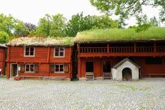 Υπαίθριο μουσείο Wadkoping Στοκ εικόνες με δικαίωμα ελεύθερης χρήσης