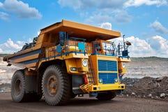 Υπαίθριο ορυχείο Στοκ φωτογραφίες με δικαίωμα ελεύθερης χρήσης