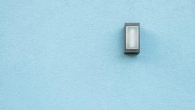 Υπαίθριο φως τοίχων Στοκ εικόνα με δικαίωμα ελεύθερης χρήσης