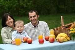 υπαίθριο picnic στοκ φωτογραφίες με δικαίωμα ελεύθερης χρήσης
