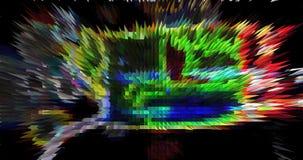 Υπερβολή χρώματος Στοκ εικόνα με δικαίωμα ελεύθερης χρήσης
