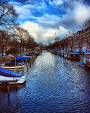 Υπερβολικό μπλε Στοκ φωτογραφία με δικαίωμα ελεύθερης χρήσης