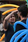 Υπερηφάνεια Μάρτιος σε Mumbai Στοκ εικόνες με δικαίωμα ελεύθερης χρήσης
