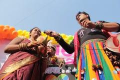 Υπερηφάνεια Μάρτιος σε Mumbai Στοκ φωτογραφίες με δικαίωμα ελεύθερης χρήσης
