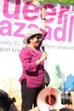 Υπερηφάνεια Μάρτιος LGBT σε Mumbai Στοκ φωτογραφίες με δικαίωμα ελεύθερης χρήσης