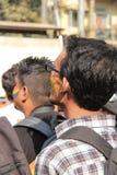 Υπερηφάνεια Μάρτιος LGBT σε Mumbai Στοκ εικόνες με δικαίωμα ελεύθερης χρήσης
