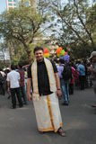 Υπερηφάνεια Μάρτιος Mumbai Στοκ φωτογραφίες με δικαίωμα ελεύθερης χρήσης