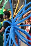 Υπερηφάνεια Μάρτιος Mumbai Στοκ εικόνα με δικαίωμα ελεύθερης χρήσης