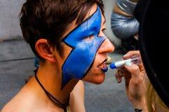 2015 υπερηφάνεια του Σαν Φρανσίσκο Στοκ φωτογραφίες με δικαίωμα ελεύθερης χρήσης