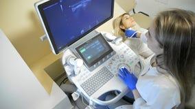 Υπερηχητικός στη σύγχρονη κλινική φιλμ μικρού μήκους