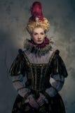 Υπεροπτική βασίλισσα Στοκ εικόνες με δικαίωμα ελεύθερης χρήσης