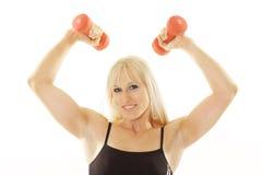 υπερυψωμένο workout Στοκ εικόνες με δικαίωμα ελεύθερης χρήσης