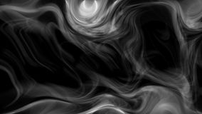 Υπερφυσικός λαμπτήρας λάβας με τη μεταλλίνη διανυσματική απεικόνιση