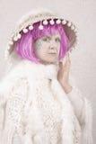 Υπερφυσικός χαρακτήρας Στοκ φωτογραφία με δικαίωμα ελεύθερης χρήσης