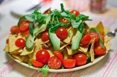 υπερχειλισμένο τρόφιμα π&iota Στοκ εικόνες με δικαίωμα ελεύθερης χρήσης