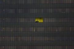 υπερωρίες κατάθλιψης α&iota Στοκ Εικόνα
