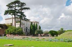 Υπερώιο Hill στη Ρώμη στοκ φωτογραφίες με δικαίωμα ελεύθερης χρήσης