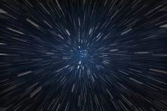 υπερδιάστημα Στοκ εικόνες με δικαίωμα ελεύθερης χρήσης