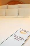 υπηρεσία δωματίων Στοκ εικόνα με δικαίωμα ελεύθερης χρήσης