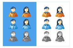 υπηρεσία εικονιδίων πελ ελεύθερη απεικόνιση δικαιώματος